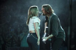 Bradley Cooper and Lady Gaga in A Star Is Born (2018)