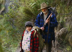 Afbeeldingsresultaat voor hunt for the wilderpeople