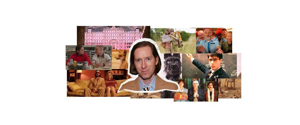 Wes Anderson and his unique style