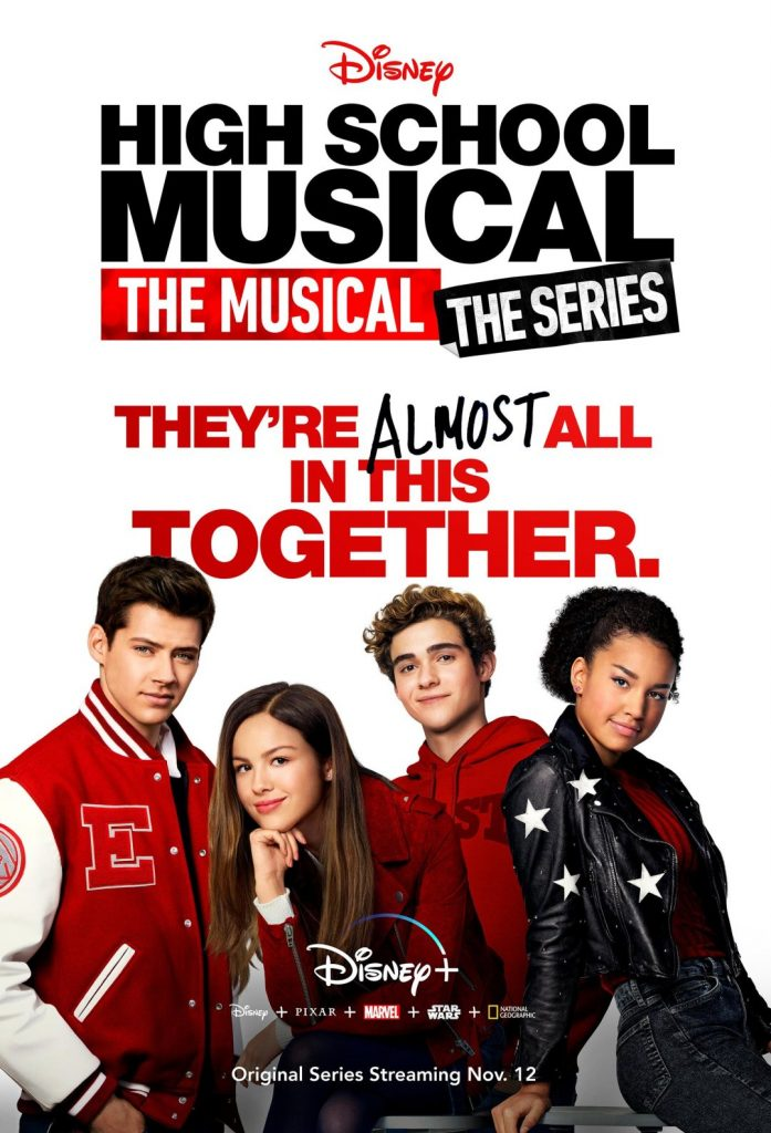 High School Musical series poster