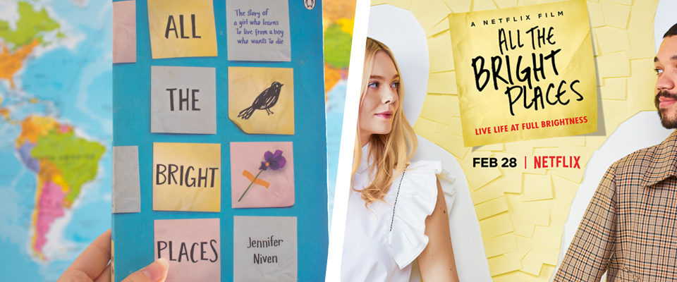 Book vs movie: All the Bright Places
