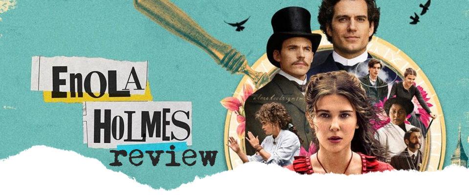Enola Holmes review